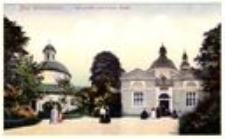 Jelenia Góra - Cieplice - mały i duży basen leczniczy [Dokument ikonograficzny]