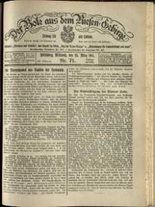 Der Bote aus dem Riesen-Gebirge : Zeitung für alle Stände, R. 102, 1914, nr 71