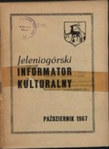 Jeleniogórski Informator Kulturalny, październik 1967