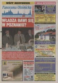 Panorama Oleśnicka: tygodnik Ziemi Oleśnickiej, 2003, nr 9 (777)