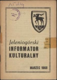 Jeleniogórski Informator Kulturalny, marzec 1968