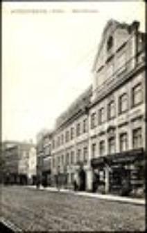 Jelenia Góra - ul. 1 Maja / Bahnhofstrasse [Dokument ikonograficzny]