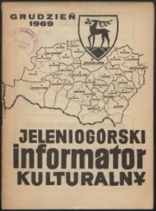 Jeleniogórski Informator Kulturalny, grudzień 1969