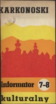 Karkonoski Informator Kulturalny, 1973, nr 7-8 (77-78)
