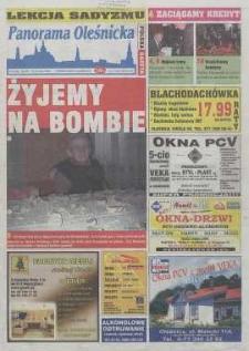 Panorama Oleśnicka: tygodnik Ziemi Oleśnickiej, 2004, nr 25 (895)
