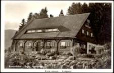 Krummhübel i. Rsgb. Heimat Hausel [Dokument ikonograficzny]