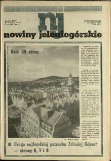 Nowiny Jeleniogórskie : tygodnik PZPR, R. 31, 1988, nr 36 (1551!)