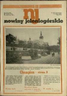 Nowiny Jeleniogórskie : tygodnik PZPR, R. 31, 1988, nr 41 (1556!)