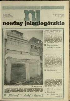 Nowiny Jeleniogórskie : tygodnik PZPR, R. 31, 1988, nr 42 (1557!)