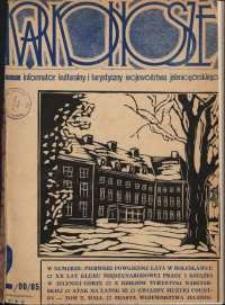 Karkonosze : Informator Kulturalny i Turystyczny Województwa Jeleniogórskiego, 1985, nr 2 (90)