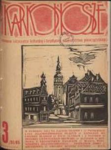 Karkonosze : Informator Kulturalny i Turystyczny Województwa Jeleniogórskiego, 1985, nr 3 (91)