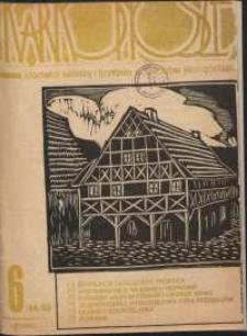 Karkonosze : Informator Kulturalny i Turystyczny Województwa Jeleniogórskiego, 1985, nr 6 (94)