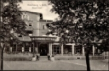 Jelenia Góra - ul. 1 Maja - hotel Strauss [Dokument ikonograficzny]