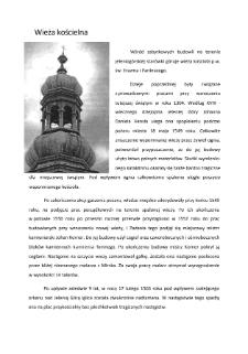 Wieża kościelna
