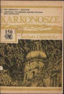 Karkonosze: Kultura i Turystyka, 1990, nr 2 (150)