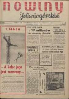 Nowiny Jeleniogórskie : tygodnik ilustrowany ziemi jeleniogórskiej, R. 1, 1958, nr 5