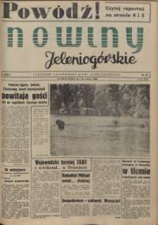 Nowiny Jeleniogórskie : tygodnik ilustrowany ziemi jeleniogórskiej, R. 1, 1958, nr 15