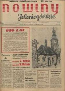Nowiny Jeleniogórskie : tygodnik ilustrowany ziemi jeleniogórskiej, R. 1, 1958, nr 22