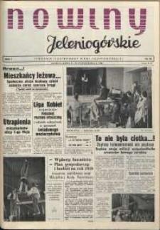 Nowiny Jeleniogórskie : tygodnik ilustrowany ziemi jeleniogórskiej, R. 1, 1958, nr 28