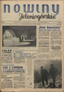 Nowiny Jeleniogórskie : tygodnik ilustrowany ziemi jeleniogórskiej, R. 1, 1958, nr 34