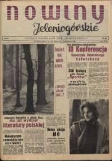 Nowiny Jeleniogórskie : tygodnik ilustrowany ziemi jeleniogórskiej, R. 1, 1958, nr 35