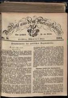Der Bote aus dem Riesengebirge : eine Zeitschrift für alle Stände, R. 52, 1864, nr 10