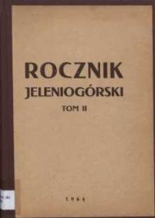 Rocznik Jeleniogórski, T. 2 (1964)