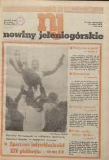 Nowiny Jeleniogórskie : tygodnik Polskiej Zjednoczonej Partii Robotniczej, R. 32, 1989, nr 5 (1542)