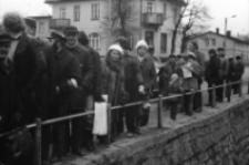 Gencjana - strajk okupacyjny 1981 (fot. 6) [Dokument ikonograficzny]