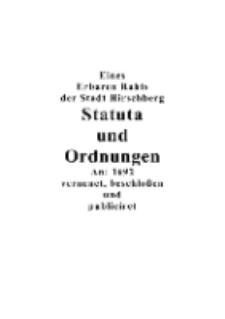 Beiträge zur Volkskunde. Festschrift Karl Weinhold zum 50jährigen Doktorjubiläum am 14. Januar 1896 dargebracht [Dokument elektroniczny]