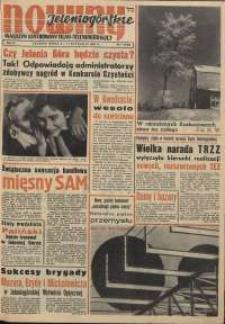 Nowiny Jeleniogórskie : magazyn ilustrowany ziemi jeleniogórskiej, R. 4, 1961, nr 1 (145)