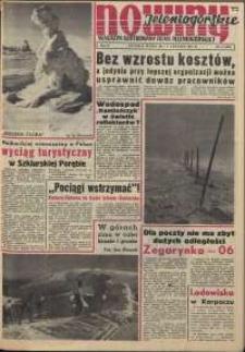 Nowiny Jeleniogórskie : magazyn ilustrowany ziemi jeleniogórskiej, R. 4, 1961, nr 4 (148)