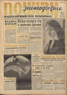 Nowiny Jeleniogórskie : magazyn ilustrowany ziemi jeleniogórskiej, R. 3, 1960, nr 4 (96)