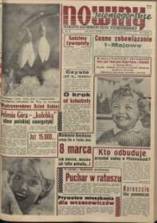 Nowiny Jeleniogórskie : magazyn ilustrowany ziemi jeleniogórskiej, R. 3, 1960, nr 9 (101)