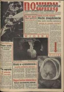 Nowiny Jeleniogórskie : magazyn ilustrowany ziemi jeleniogórskiej, R. 3, 1960, nr 13 (105)