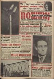 Nowiny Jeleniogórskie : magazyn ilustrowany ziemi jeleniogórskiej, R. 3, 1960, nr 18 (110)
