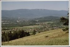 Panorama Jeleniej Góry [Dokument ikonograficzny]