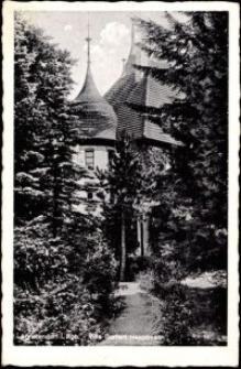 Agnetendorf i. Rgb. Villa Gerhart Hauptmann [Dokument ikonograficzny]