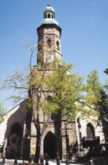 Jelenia Góra - Bazylika Mniejsza p.w. św.św. Erazma i Pankracego [Dokument ikonograficzny]