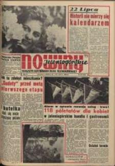 Nowiny Jeleniogórskie : magazyn ilustrowany ziemi jeleniogórskiej, R. 3, 1960, nr 29 (121)