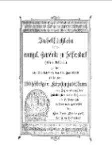 Jubelbüchlein für die evangel. Gemeinde zu Seiffersdorf (Kreis Schönau) zu ihrem am Trinitatisfeste den 10 Juni 1900 zu feiernden 150 jährigen Kirchenjubiläum [Dokument elektroniczny]