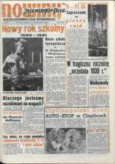 Nowiny Jeleniogórskie : magazyn ilustrowany ziemi jeleniogórskiej, R. 3, 1960, nr 35 (127)