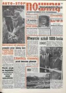 Nowiny Jeleniogórskie : magazyn ilustrowany ziemi jeleniogórskiej, R. 3, 1960, nr 36 (128)