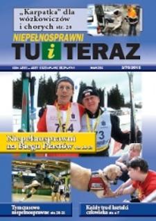 Niepełnosprawni Tu i Teraz, 2015, nr 3 (70) [Dokument elektroniczny]