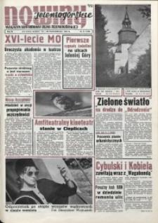 Nowiny Jeleniogórskie : magazyn ilustrowany ziemi jeleniogórskiej, R. 3, 1960, nr 41 (133)