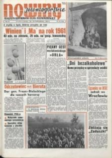 Nowiny Jeleniogórskie : magazyn ilustrowany ziemi jeleniogórskiej, R. 3, 1960, nr 42 (134)