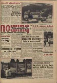 Nowiny Jeleniogórskie : magazyn ilustrowany ziemi jeleniogórskiej, R. 4, 1961, nr 23 (167)