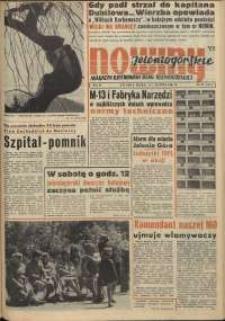 Nowiny Jeleniogórskie : magazyn ilustrowany ziemi jeleniogórskiej, R. 4, 1961, nr 27 (171)