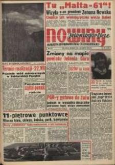 Nowiny Jeleniogórskie : magazyn ilustrowany ziemi jeleniogórskiej, R. 4, 1961, nr 29 (173)
