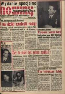 Nowiny Jeleniogórskie : magazyn ilustrowany ziemi jeleniogórskiej, R. 4, 1961, Kwiecień. Wydanie specjalne